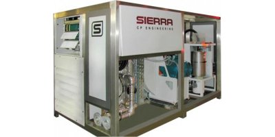 Sierra - Combustion Air Handling Unit (CAHU)