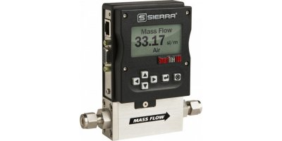 Sierra SmartTrak - Model 100 - Premium Digital Mass Flow Controllers and Mass Flow Meters