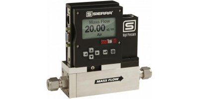 Sierra SmartTrak - Model 100 HP - Ultra-High Pressure Gas Mass Flow Meters & Controllers