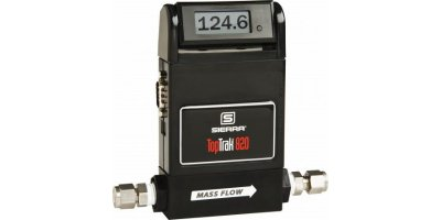 TopTrak - Model 820 - Ecomonical 800 Series Mass Flow Meters