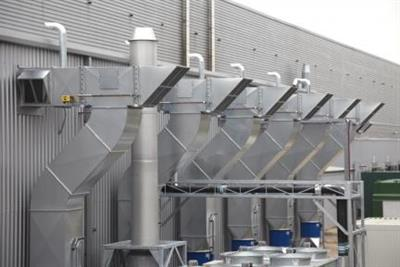 Sierra - Engine & Vehicle Test Beds - Test Facility Ventilation Systems