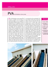 Sereco - Model PVA - Archimedean Screw Pump Brochure
