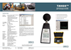 SPS - Model Tango - Integrating Basic Sound Level Meter - Brochure