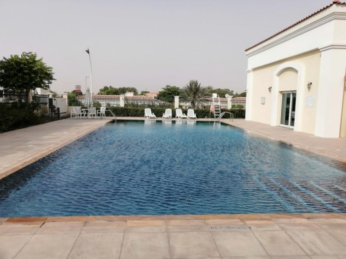 Ultrasound used successfully in Swimming Pool in Dubai