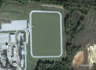 Utility Facility - 60 Day Holding Pond - Case Study