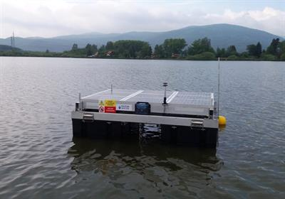 SolaRaft-QDB™ - Most Powerful and Efficient Ultrasound Algae Control System