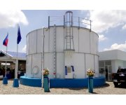 Superior Tank Installs Innovative Bolted Tank