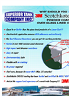 Why Should You Select 3m Scotchkote 134/135 Powder Coating Over Glass Lined Coatings? - Brochure