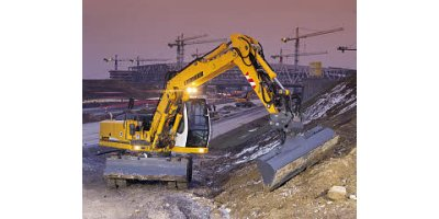 C Litronic - Model A 900 - Wheeled Excavators