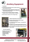 Hose Reel & Inflation Line – Brochure