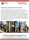 Swage Casing Patch (Seal) Water Well Bore Repair _ Casing Plugs _ Casing Patches _ Casing Seals