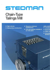 Chain Mill from Stedman Brochure