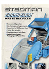 WasteRecycler Brochure