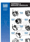 Tapping &Service Saddles Brochure