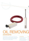 Oil Removing Skimmers Brochure