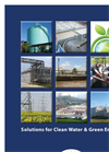 Global Water Engineering (GWE) Company Brochure