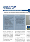 Acme - CEW Series - Wireless MultiSet Gas Detection And Control System Brochure