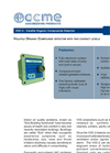 Acme - VOC-2 - Volatile Organic Compounds Detector - Brochure
