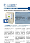 Acme - CEL4 Series - Multi-gas Detection and Control System - Brochure