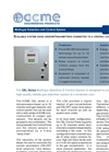 Acme - CEL Series - Multi-gas Detection and Control System Brochure