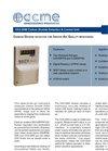 Acme - Model CO2-2000 - Carbon Dioxide Detection & Control Unit - Brochure