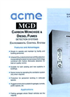 Acme - MGD-EN Series - Diesel Fumes Detection System Brochure