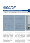 Acme - CEW4 Series - Wireless Multiset Gas Detection and Control System Brochure