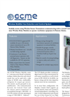 ACME - Model CEW-LS Series - Multiset Gas Detection & Control System - Brochure
