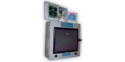 ACME MegaSet - Model CEL-LS Series - Microprocessor-Based Multipoint Multigas Detection and Control System