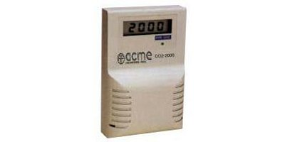 ACME - Model CO2-2000 - Carbon Dioxide Detection & Control Unit