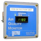 ACME - Model CO2-EN Series - Carbon Dioxide Monitor-Controller