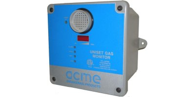 ACME - Model UN-ECH Series - Uniset Stand-Alone Gas Monitor