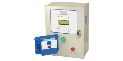 ACME QuadSet - Model CEL4 Series - Multi-Gas Detection and Control System