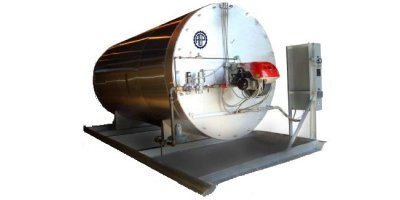ACME - Model GS Series - Gas Fired Steam Superheaters