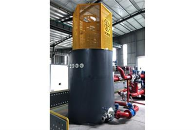 ACME - Model CEJW - High Voltage Hot Water Immersed Electrode Boiler