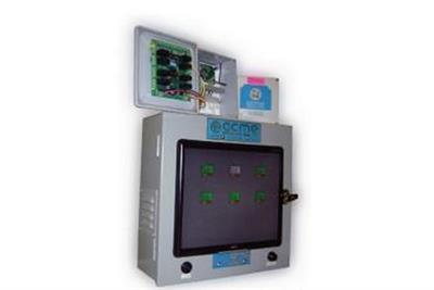ACME MegaSet - Model CEL-LS Series - Microprocessor-Based Multipoint Multi-Gas Detection and Control System