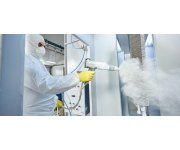 Industrial Painting Applications and VOC Emissions