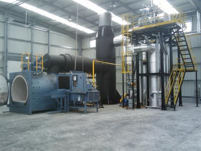 Solid Waste Incineration: Incinerators For Waste Recycling Plants