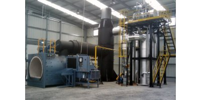 Tecam - Incinerator System for Waste Management (Hazardous, Solid & Liquid, NORM, Sludge, etc.)