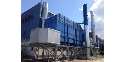 Tecam Group - Model RTO - Regenerative Thermal Oxidizers
