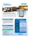 Allerair - 5000 Exec - General Purpose Air Purifiers Datasheet