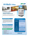 AirMedic - D Exec - Advanced Air Filtration For Superior Particle Control Datasheet
