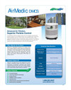 AirMedic - D MCS - Advanced Air Filtration For Superior Particle Control Datasheet