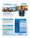 AirMedic+ - D Exec - Advanced Air Filtration For Superior Particle Control Datasheet