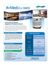 AirMedic+ - D MCS - Advanced Air Filtration For Superior Particle Control Datasheet