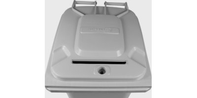 Model 120L, 240L and 360L E-Series - Secure Collection Shred Carts