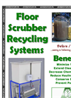 Arbortech - Floor Scrubber Water Recycling Equipment Brochure