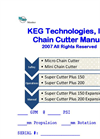 Chain Cutter Manual