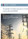 Power System Basics for Non-Engineers Courses Brochure