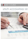 Utility Accounting 101 Courses Brochure